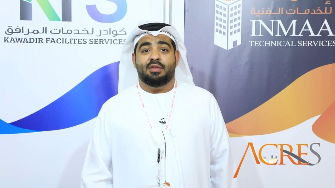 AL Kawader Facilities Services Interview in Acres 2020