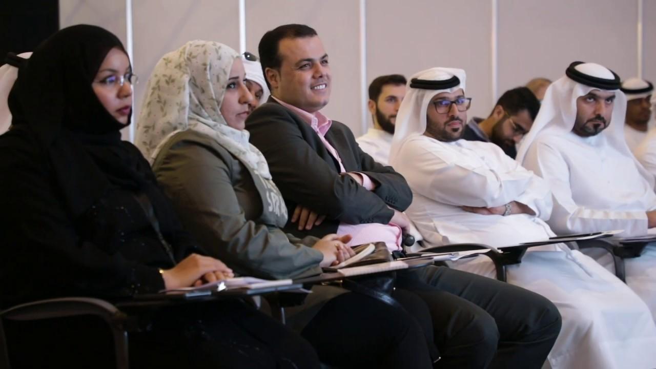 Training Courses of Engineer Tariq Al Hammadi During ACRES 2019