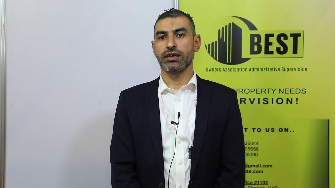 Best Interview in Acres Exhibition 2020